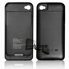 POWER CHARGER COVER BATTERIA ESTERNA APPLE IPHONE 4 4S CARICA CARICA mshop
