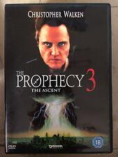 Christopher Walken Vincent Spano LA PROFEZIA III / 3 ~ Cult Horror UK DVD