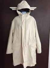 Jil Sander 2 in 1 Fully Detachable Lined with Wool/Cashmere Coat- - EU/50 US/40