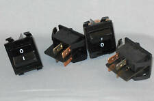 (4) Panel Mount Rocker Switches