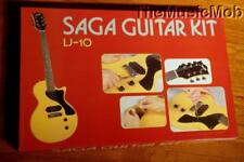 NEW SAGA LJ-10 LP Jr STYLE ELECTRIC GUITAR BUILDER KIT