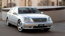 LEXUS LS430 V8 2000-2006 WORKSHOP SERVICE REPAIR MANUAL + MARK LEVINSON WIRING