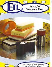 Oil Air Fuel Filter Ford Mondeo Mk 2 1.8 16v 1796 Petrol 113 BHP 8//96-10//00