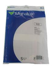 MENALUX NILFISK VACUUM CLEANER BAGS S02 PACK OF 5