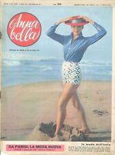 ANNABELLA N 33 - 12 AGOSTO 1956