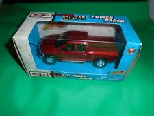 Maisto Motorized Power Racer 2013 Red Pickup Truck Diecast