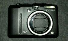 Canon PowerShot G7 10 MP Digitalkamera  Zoom Lens 6x IS 7.4-44.4mm 1:2.8-4.8