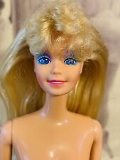 1986 Barbie And The Rockers Doll 2nd Edition 💞 NUDE