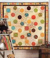 Oh Lollipop Quilt Pattern Pieced/Applique CS
