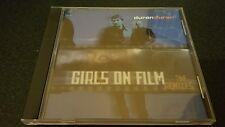 DURAN DURAN GIRLS ON FILM REMIXES CD SINGLE RARE 6 TRACKS FREE POSTAGE
