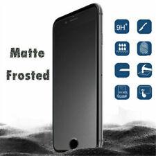 Antirreflectante Mate Pantalla Vidrio Templado Protector Para IPHONE 6/7/8+ X