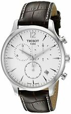 Tissot T0636171603700 Tradition Men's Chrono Quartz Silver Dial Watch