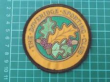 The Doveridge Sporting Club Cloth Badge