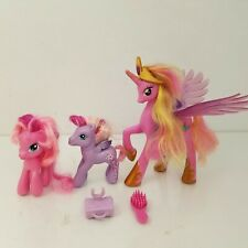 My Little Pony Princess CandaceTalking Unicorn Light Up Wings + extras