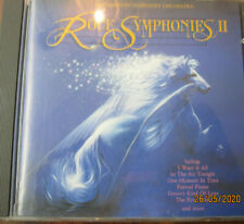 CD, London Symphony Orchestra, Rock Symphonies II, 1989, Sehr gut