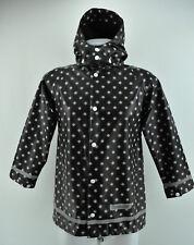 DIDIRIKSONS 1913 Junior Jacket Storm System Raincoat Hooded Coat Size 140cm