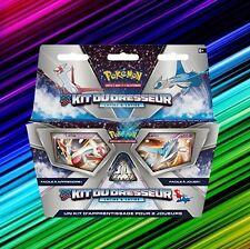 Kit du Dresseur - Latias & Latios - 2x 30 Cartes Pokemons Françaises Neuves