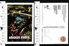 ABSOLUT VODKA -  COLLECTION N° 115 - ABSOLUT KYOTO - 56881