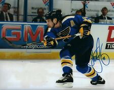 Scott Young signed 8x10 *BLUES*