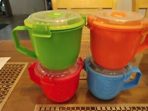 Sistema Microwave Container - Set Of 4