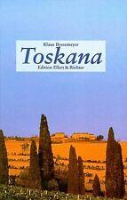 Toskana von Klaus Bossemeyer | Buch | Zustand sehr gut