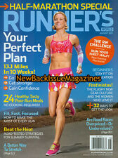 Runner's World 8/11,Danielle Halverson,August 2011,NEW
