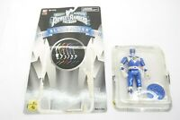 Mighty Morphin Power Rangers the Movie Blue Ranger Metallic Action Figure 1995
