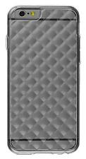Case it Case Cover Flexi Quilted TPU - Apple iPhone 6/6s - Clear