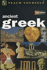 Ancient Greek (Teach Yourself)-ExLibrary