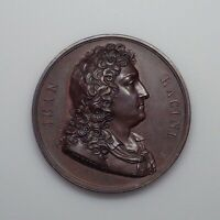 1817 France - Jean Racine Commemorative Medal by Andrieu.