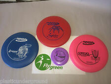 DISC GOLF SET INNOVA BUILD YOUR OWN STARTER SET OF 3. YOU PICK FROM 40+ MODELS.