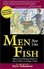 MEN ARE LIKE FISH, WHAT EVERY WOMAN NEEDS TO KNOW ABOUT CATCHING A MAN, NAKAMOTO