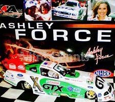 NHRA Ashley Force 1:24 Diecast NITRO Funny Car ROOKIE 2007 ACTION Top Fuel JOHN