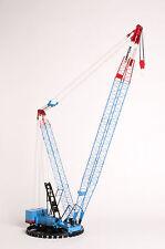 "Manitowoc 4600 Ringer Crane ""LAMPSON"" - 1/87 - CCM - Brass - Shipping Damage"