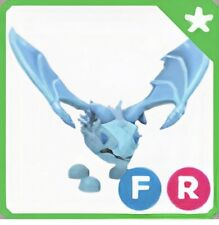 Roblox - Adopt Me - Fly Ride Frost Dragon - Legendary Pet - FR - FAST DELIVERY