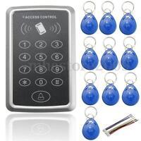 Security RFID Electric Door Keypad Lock Access Control ID Card Password  UK