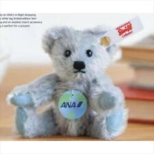 Steiff Original Teddy Bear Keyring ANA in-flight sales Limited Gift Without Box