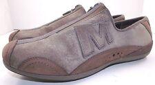 Merrell Arabesque Zip Up Low Heel Walking Shoe Womens Size 10 Multicolor