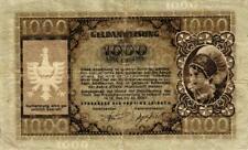 Ro 615 1000 Lire 1944  Laibach