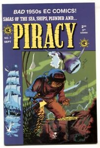 Piracy Comics #7 1998- Gemstone EC comic reprint