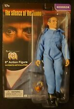 """Hannibal Lecter - Classic 8"""" Mego Action Figure / Silence Of The Lambs Horror"""