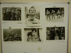 Complete Set of #1-12 Ghostbusters (1984) Press Kit Studio Stills Photos MINT