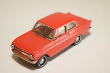 A2 1:43 MINICHAMPS OPEL KADETT RED NEAR MINT CONDITION