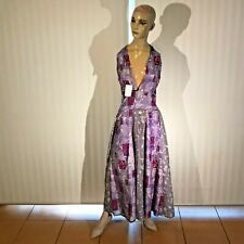 Little Birdy Studio Handmade Empire Style Fit & Flare Maxi Summer Cocktail Dress