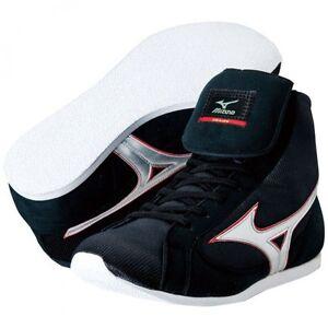 Boxing Shoes EF-FOT Model Black 36KB300 Made in Mizuno JAPAN