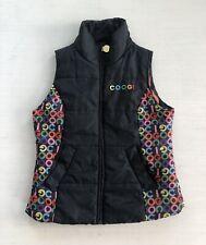 Vintage Coogi  Puffer Vest Size Medium