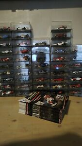 PANINI Formula One 1/43 Scale Die Cast F1 Car Collection #1-#50  YOU CHOOSE USED