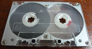 TDK MA-R C90 MAR MAR90 MA R90 used Audio Cassette Tape Metal Case, Ex Condition