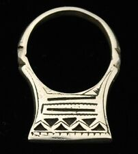 Vintage Berber Silver Ring Size 10.5