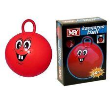 50cm Kangaroo Space Hopper Ball Jump Bounce Outdoor Fun Play Toy Adult Kid Game